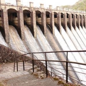 宮ヶ瀬ダムなど、予備放流開始 座間市 台風20号対策