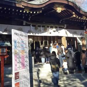 鈴鹿明神社に初詣の駐車場はどこが良いか?