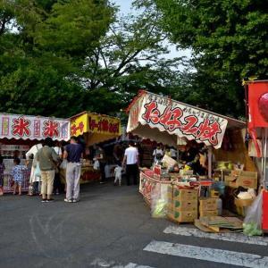 鈴鹿明神社の初詣で屋台めぐりはできる?