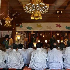 鈴鹿明神社の初詣で御朱印手を頂くには