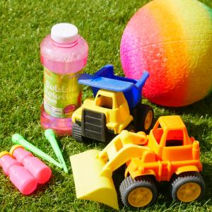 楽しい外遊びおもちゃ 10選!