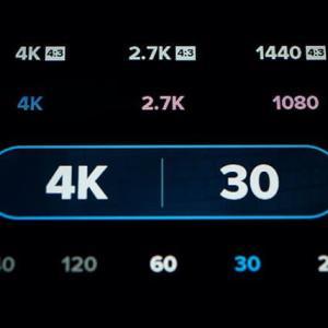 GoProのフレームレート(FPS)について|意味や設定の違いを理解しよう