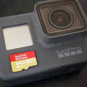 【徹底解説】GoPro用SDカードの選び方とおすすめを紹介します!
