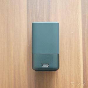 【GoProデュアルバッテリーチャージャーレビュー】2つのバッテリーを同時充電できる充電器