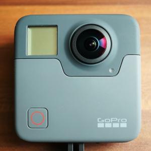 【GoPro Fusionと一緒に揃えたいアクセサリー】360°映像をもっと楽しもう!
