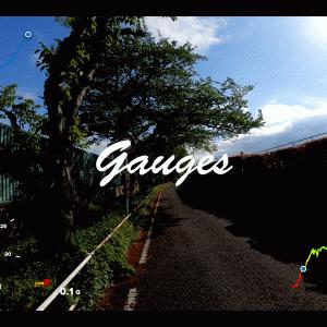 【GoProでGauges(ゲージ)を追加する方法】スピードメーターで動画編集がより楽しくなる!