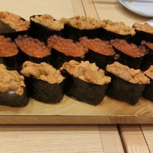 寿司の美登利赤坂店でお寿司の食べ放題