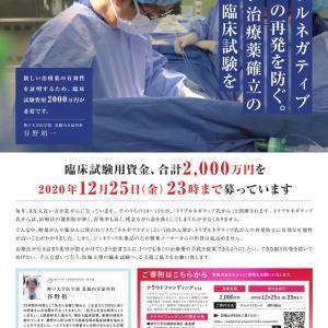 サンテレビ放映情報/ライブ配信(クラウドファンディング)