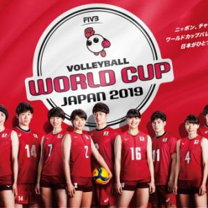 ワールドカップバレー2019(女子)
