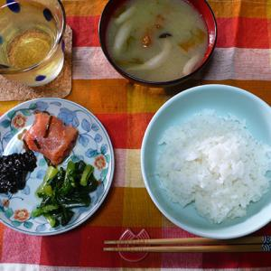 今日は珍しく和食で!!(^^)