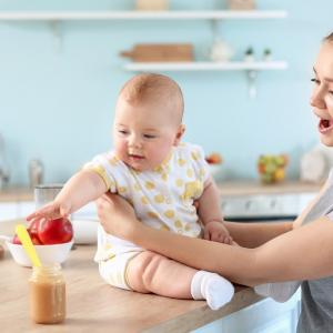 MOUTHWATERING HOMEMADE BABY FOOD RECIPES