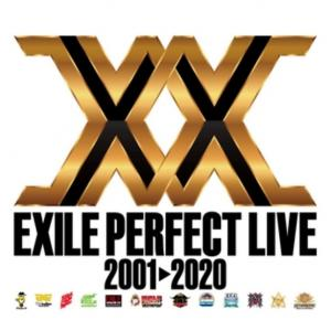 【EXILE PERFECT LIVE 2001▶︎2020】開催決定!!