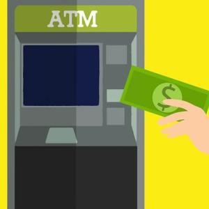 【初】カードローンで銀行ATMからお金を引き出してみた