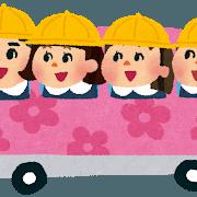 幼稚園バスがある園に入園したい方、バスの安全性、キャラクターは?