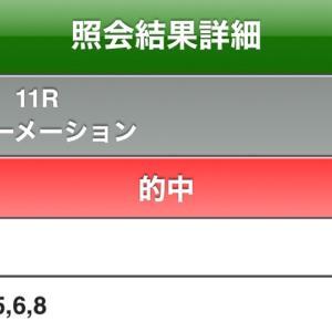 先週の結果【NHKマイルC他】回収率100%割れ迫る∑(゚Д゚)