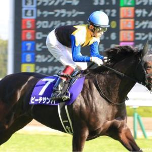 今週の重賞【ヴィクトリアM】東京マイル得意のあの馬に期待