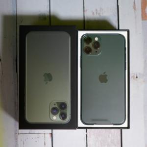 iPhone 11 Pro 外観レビュー|iPhone Xと比較して分かった大きな違い