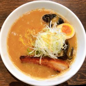 麺屋 雪風 すすきの店@すすきの 濃厚味噌らーめん