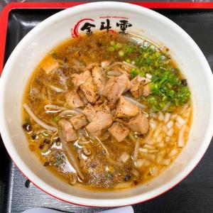 Noodle Laboratory 金斗雲@東急さっぽろ店 黒雲(しょうゆラーメン)