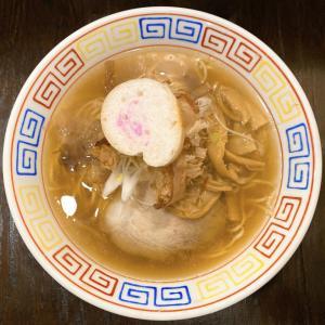 餃子と麺 いせのじょう 桑園高架下店@桑園 追いがつおラーメン