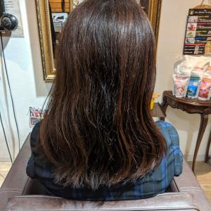 #5 髪質改善トリートメントしてきた