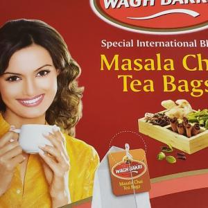 マサラチャイはミルクと一緒に飲む紅茶☕