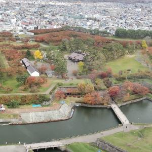 北海道の函館に1泊しました!