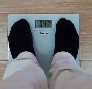 痩せよう!健康診断までの一カ月の間生活習慣を見直してみる!