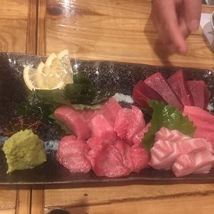 大阪京橋のマグロ専門店!一将丸に行ってきました!