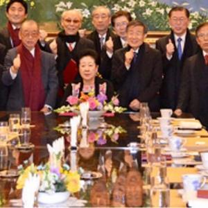 日本元老食口の訪韓強制修練会の報告