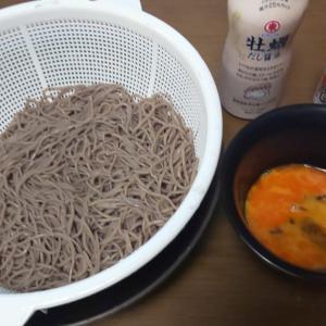 ダイエットレシピ/簡単時短【地獄ザル蕎麦】