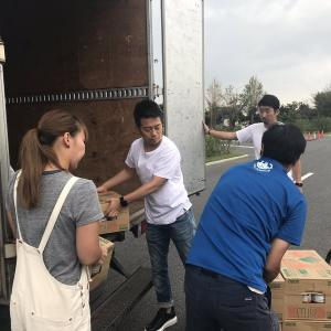 宮迫博之 千葉県でボランティア活動