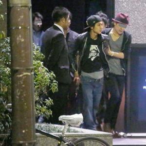 錦戸亮 退所&グループ崩壊を招いた「携帯持ち去り事件」
