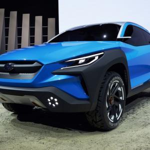 東京モーターショー 2019 スバルが次期「レヴォーグ」や「WRX STI」最終モデルのプロトタイプを出展