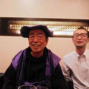 """志村けん 2・25""""最後の笑顔""""写真…親族と古希祝い「本人も喜んでた」と兄"""