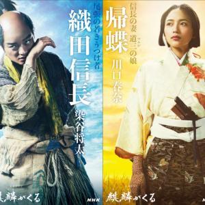 麒麟がくる 第14話 視聴率 長谷川博己 NHK15・4%