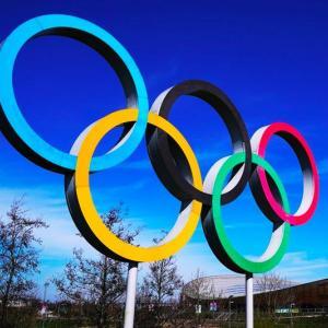「3つの力を授ける教材準備中」〜オリンピックの意味