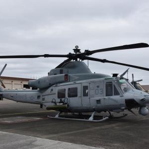 2019年9月14日 東京都福生市 横田基地日米友好祭(10)攻撃ヘリ UH-1Y:ヴェノム