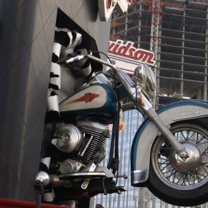 想い再び! Visit@Las Vegas⑤,Harley-Davidson Cafe