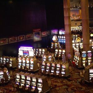 The カジノ!  Visit@Las Vegas⑥, Casino!