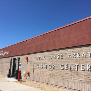 Visit@Very Large Array ~アメリカ国立電波天文台