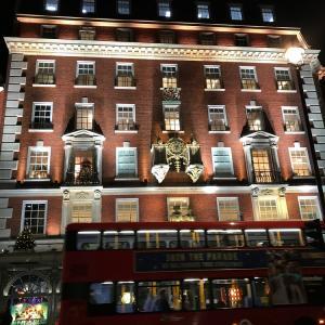 夜の街へ~ London③ England
