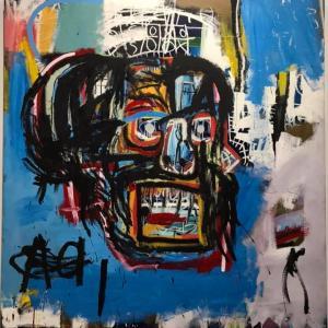 バスキア展 ~ The  exhibition Jean-Michel Basquiat