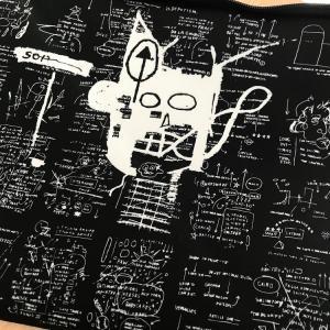 バスキア展のお土産 ~ Souvenir@Basquiat exhibition