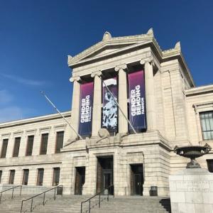 ボストン美術館 @アメリカ ~Museum of Fine Arts