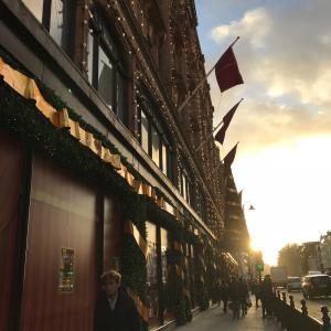 ロンドンと言えば Harrods チラ見 ~London⑥ England