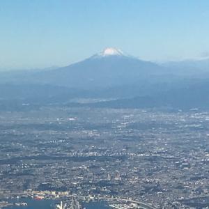 空の上から 美しい富士山〜Mt.Fuji.