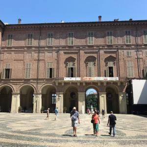 トリノ サンカルロ広場周辺で一休み @ファッションの国 イタリアへ15 ~Torino