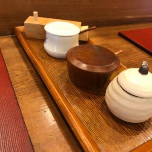 天ぷら専門店にてランチ 〜ランチビールとともに