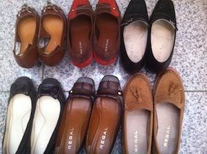靴は浮気をしないタイプ